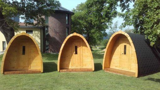 Camping Pod 2.4 x 3m