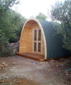 Camping Pod 3 m x 4.8 m
