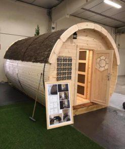 Camping tunna 4.8m