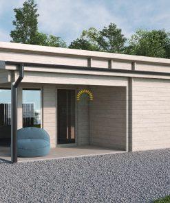 Fritidshus 55 m² Eve, med terrass