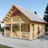 Fritidshus Livington 50 m²