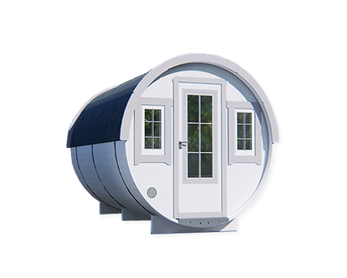 Camping tunna Ø 2.2 X 3.3 m